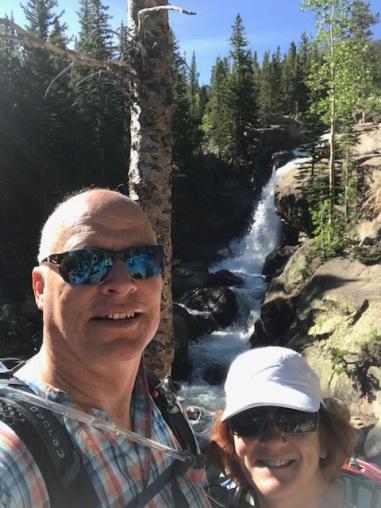 Glacier Gorge Sue & Scott